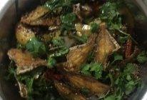 干锅耗儿鱼的做法