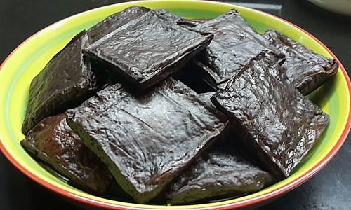 五香豆腐干(风干脱水)的做法