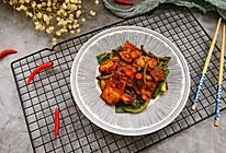 青椒蒜苗回锅肉的做法