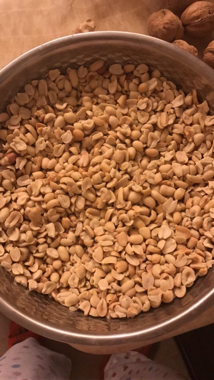 原味牛轧糖,可可,抹茶,蔓越莓口味/麦芽糖版