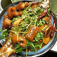 红烧鳊鱼(武昌鱼)的做法图解10