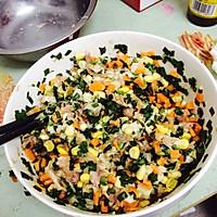 韭菜猪肉饺的做法图解2