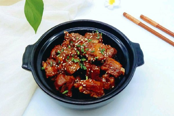 红烧排骨煲#每道菜都是一台食光机#的做法