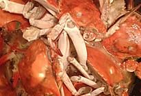 梭子蟹的做法