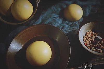 【南瓜牛奶馒头】一次发酵容易上手