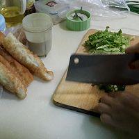 煎饼果子(平底锅版)的做法图解3