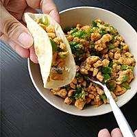 青椒鸡肉卷#太太乐鲜鸡汁中式#的做法图解14