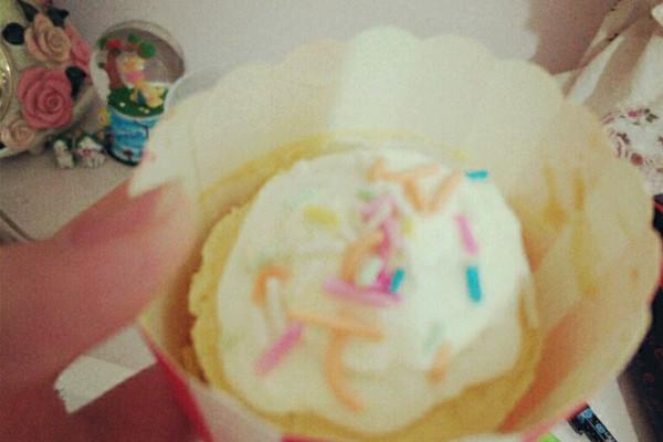 cupcakes纸杯蛋糕的做法
