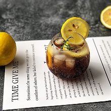 #厨房有维达洁净超省心#30秒就制作好的夏日鸡尾酒-自由古巴