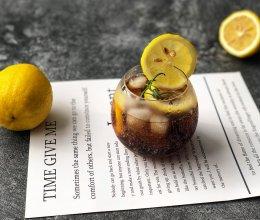 #厨房有维达洁净超省心#30秒就制作好的夏日鸡尾酒-自由古巴的做法