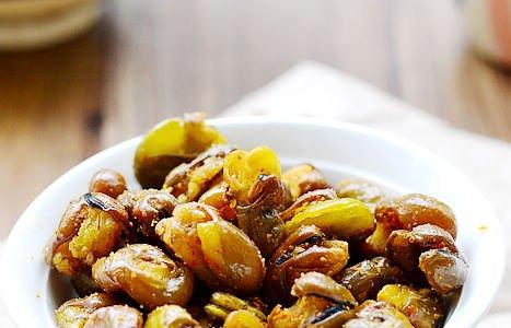 童年里最怀旧的一道小零食——五香脆皮蚕豆的做法