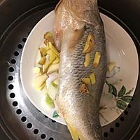 清蒸黄花鱼的做法图解2