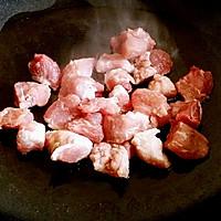 黄豆酱烧黄豆肉的做法图解2