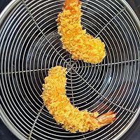 菠萝沙拉黄金虾的做法图解10