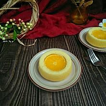香橙蛋糕#令人羡慕的圣诞大餐#