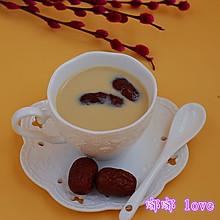 10分钟在家做出暖身又暖胃哒---生姜红枣奶茶