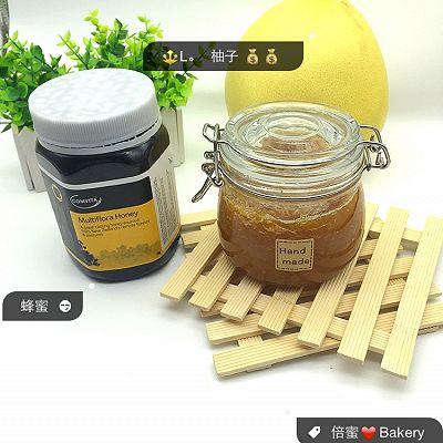 蜂蜜柚子茶  轻松处理薄如纸细如丝的柚子皮