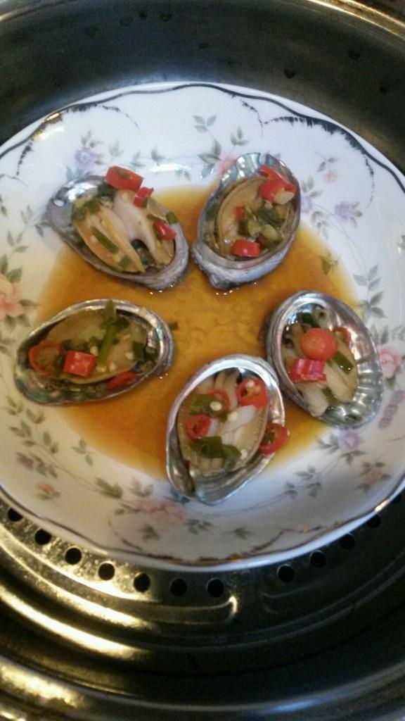 蒸做法的美食_鲍鱼_豆果菜谱食谱燕窝汁椰图片