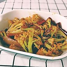 豆豉有机花菜
