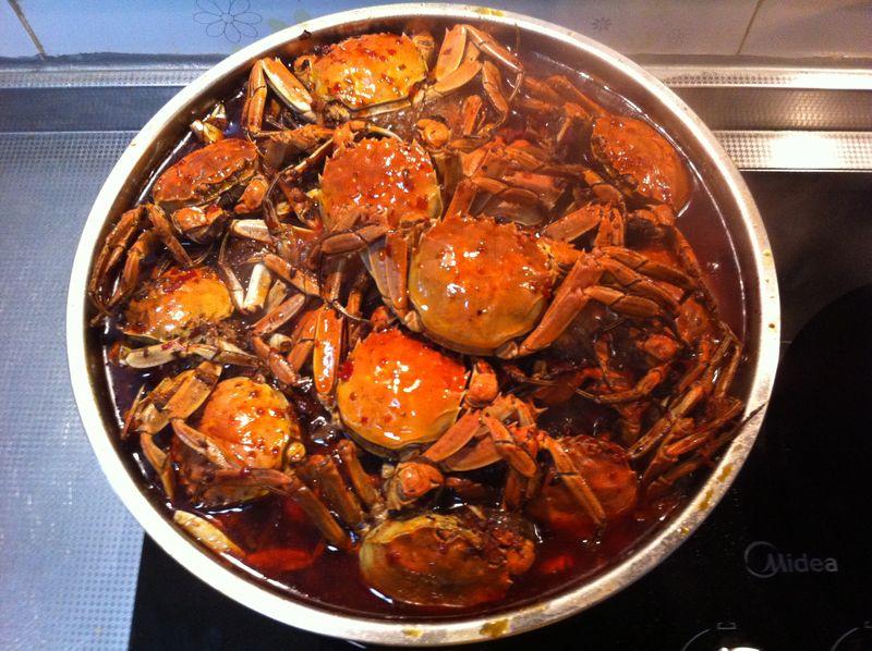 虾蟹煲的做法图解
