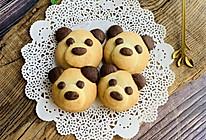 可爱熊饼干的做法