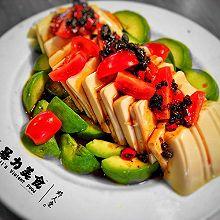 豆腐牛油果