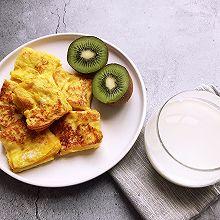10分钟快手元气早餐-酸奶西多士