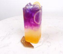 #美食新势力#网红饮品—银河系水蜜桃,在家打造ins风的做法