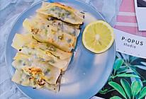 韭菜猪肉锅贴的做法