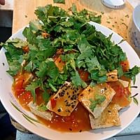 酸辣口儿的炸豆腐的做法图解8