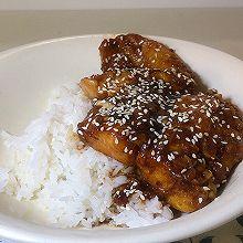 嫩滑多汁:照烧沙巴鱼饭