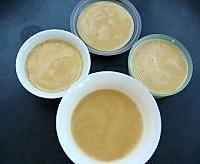免烤焦糖牛奶鸡蛋布丁的做法图解5