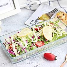 【经典蔬菜沙拉】#快手又营养,我家的冬日必备菜品#