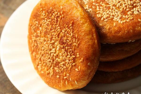 利仁电饼铛试用之豆沙南瓜饼的做法