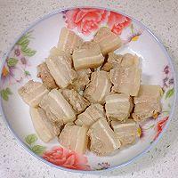 白萝卜炖肉——豆果菁选酱油试用菜谱之三的做法图解5