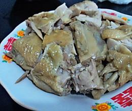 盐水卤鸡的做法
