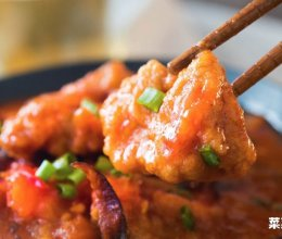 酸汤酥肉 | 最适合朋友聚会的下饭菜的做法