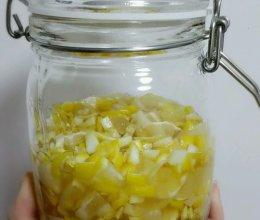 【减肥必备】柠檬蜜 柠檬蜂蜜水 美容排毒瘦身的做法