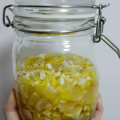 【减肥必备】柠檬蜜 柠檬蜂蜜水 美容排毒瘦身