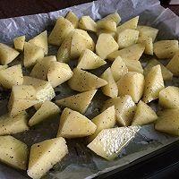 烤土豆角的做法图解2