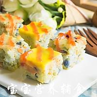 宝宝辅食-米饭这么做巨好吃!它富含维C又补钙!