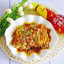#豪吉川香美味#麻辣手撕凉拌茄子