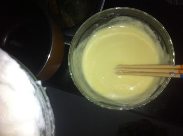 电饭锅做蛋糕的做法图解7