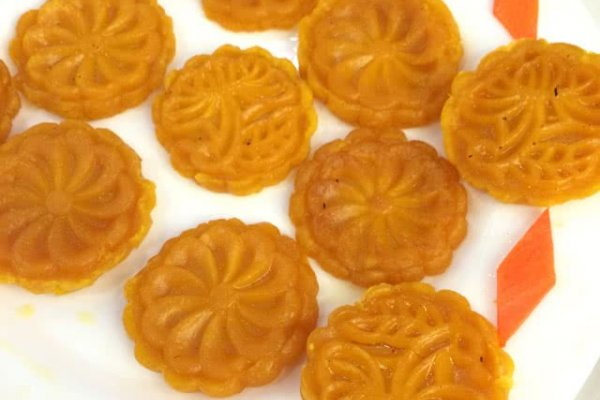 花式南瓜饼的做法