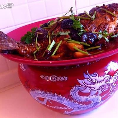 鯉魚躍龍門——紅燒鯉魚