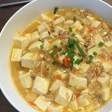 蟹糊豆腐-干贝款