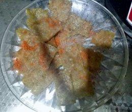 大米锅巴的做法