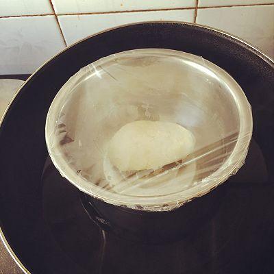 利仁电饼铛试用——海陆双拼披萨(附薄饼底与披萨酱制作)的做法 步骤6
