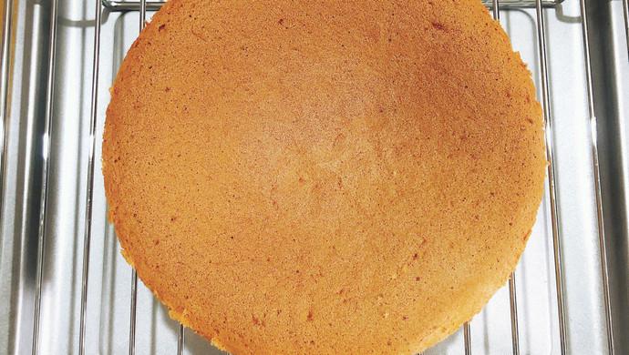 烘焙小白~6寸戚风蛋糕