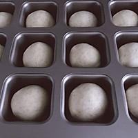全麦紫米餐包的做法图解11
